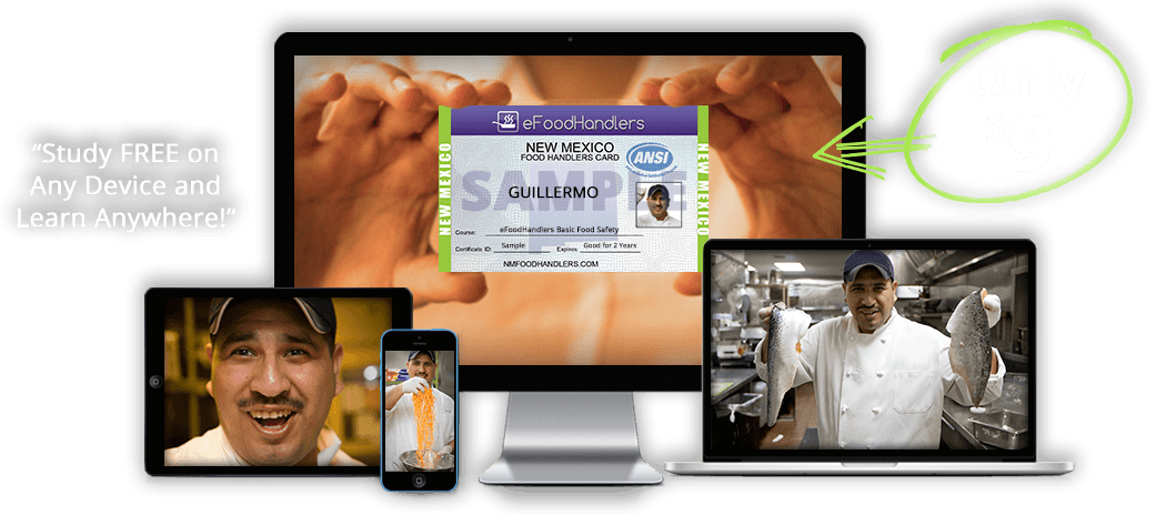 Az Food Handlers Card Test Online